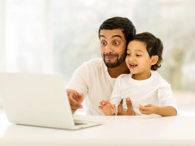 Children's self-worth is linked to the behaviour of the dominant parent and in Indian cultures so it is important to maintain a healthy environment at home.