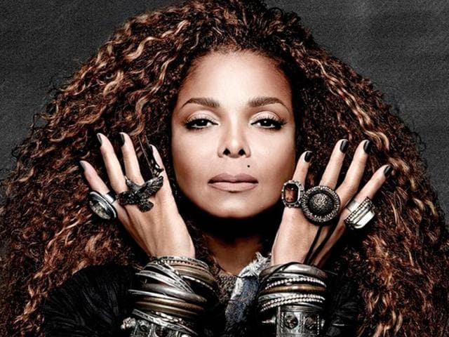 Janet Jackson just released her new album, Unbreakable, her first new disc since 2008.