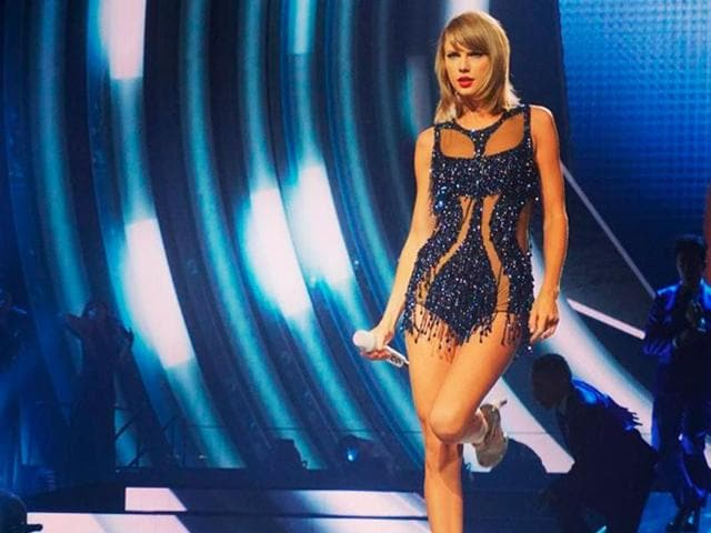 Taylor Swift, the 25-year-old pop singer from the US, is the most-followed celeb on Instagram with 49.6 million users.