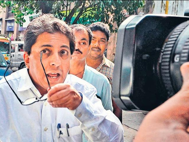 Kolkata,Kolkata civic polls,Alapan Bandhopadhyay