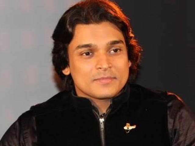File photo of TV personality Rahul Eswar who was allegedly manhandled by students at the MSM college in Kerala.