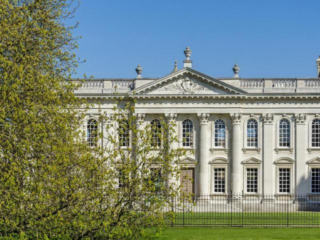 University Of Cambridge Senate Building.