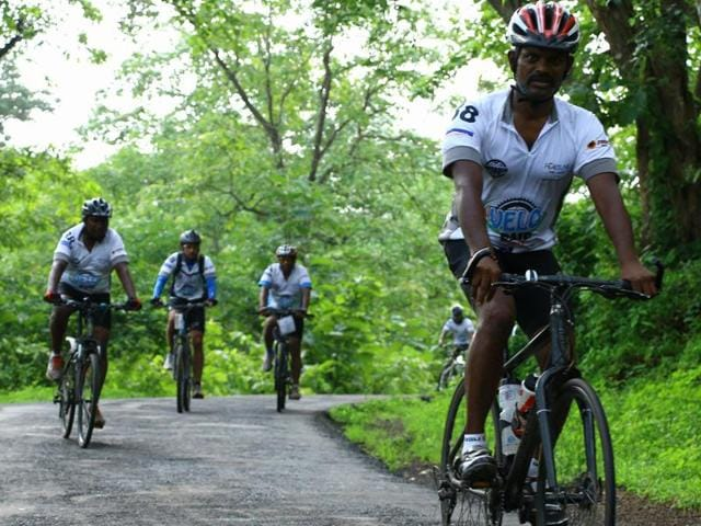 Apart from the environmental benefits, cycling is also an effective way to break away from a sedentary lifestyle.