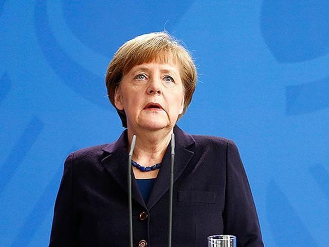 German Chancellor Angela Merkel,Europe's asylum,Luxembourg