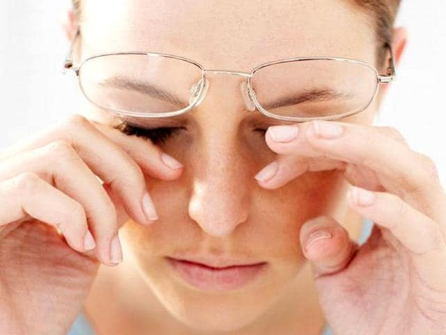 Uncorrected refractive error (URE) is said to be the cause of 19.7% of all prevailing blindness in India. (Shutterstock Photo)