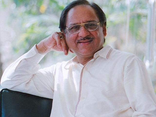 File photo of legendary ghazal singer Ustad Ghulam Ali.