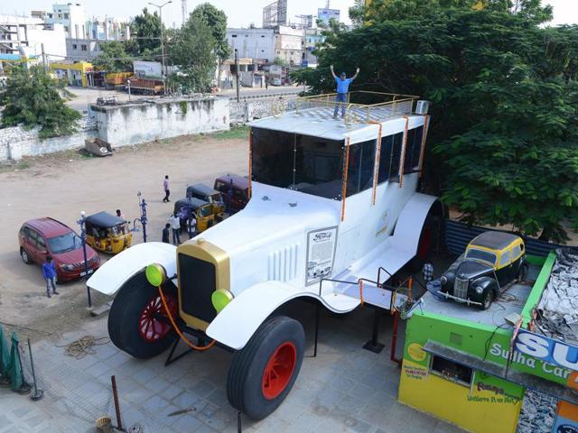 Sudhakar Yadav,Hyderabad,Car