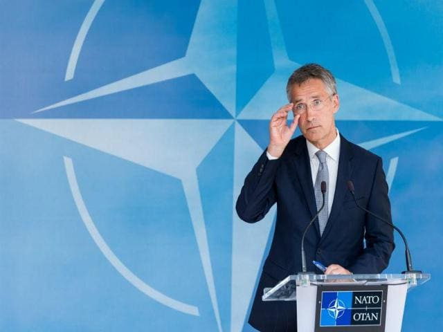 Nato secretary-general Jens Stoltenberg promised that the 28-nation organisation was ready to send troops into Turkey to defend its sovereignty, after recent violations of her airspace by Russian fighter jets en-route to Syria.