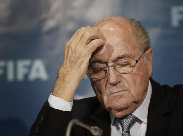 Sepp Blatter,Fifa,Football
