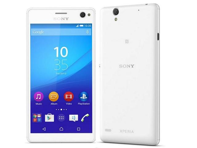 The Sony Xperia C4 dual is the latest in the line-up, and even claims to be the world's best selfie smartphone
