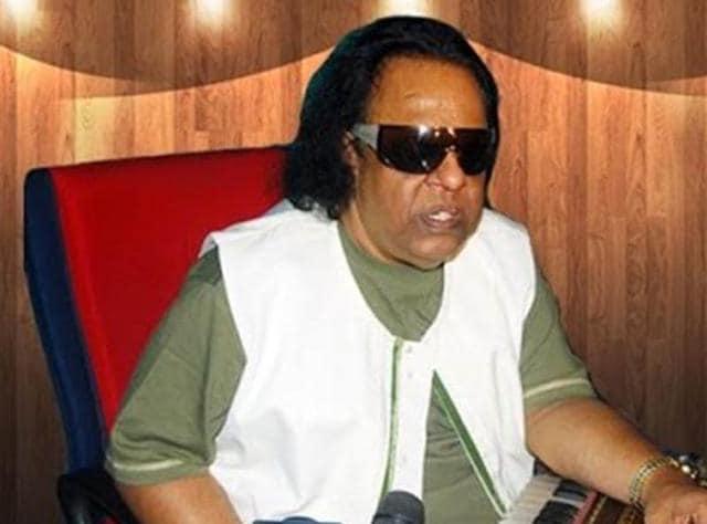 Late music composer Ravindra Jain.