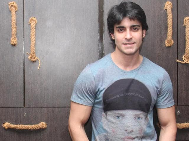 Actor Gautam Rode  talks to us about his shopaholic days and his love for gym wear