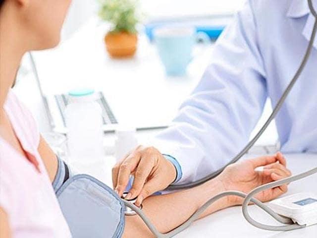 Hypertension,High BP,Lifestyle diseases Blood pressure markers