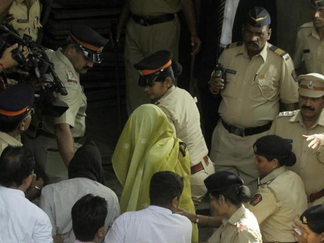 Indrani,Sheena Bora murder case