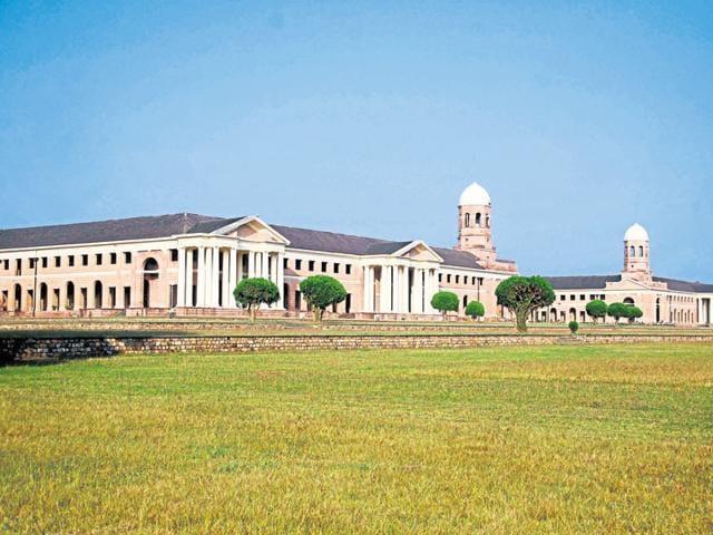 Forest Research Institute in Dehradun.