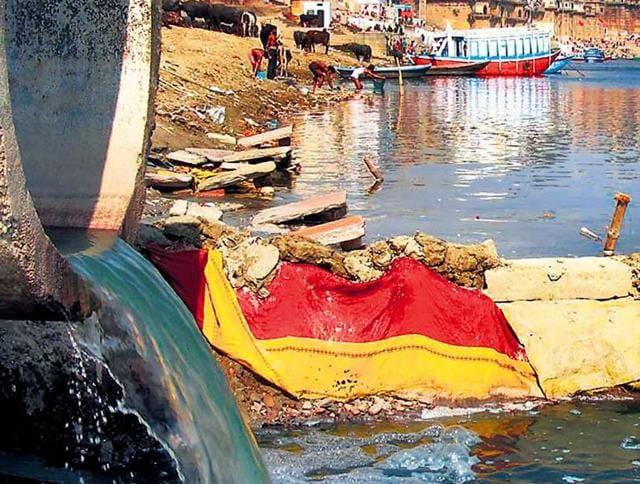 Ganga Action Plan,NGT,National Green Tribunal