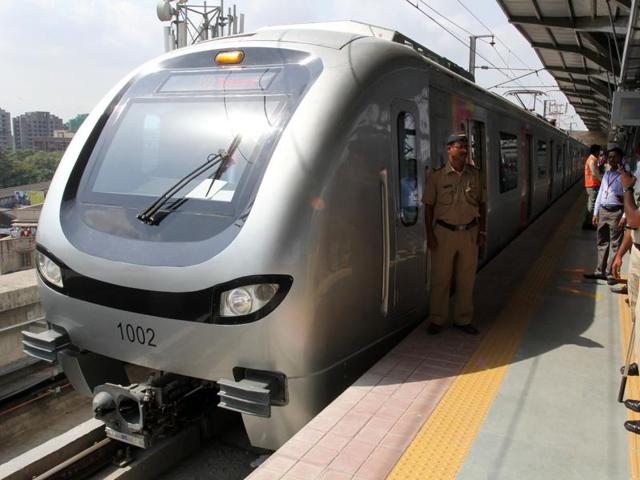 Commuters currently pay between Rs10 and Rs40 to use the service, but the MMOPL has asked the state for a Rs1,000-crore one-time subsidy or Rs22 crore every month to keep the fares low