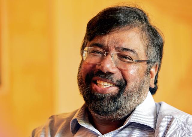 Harsh Goenka, chairman of Zensar Technologies