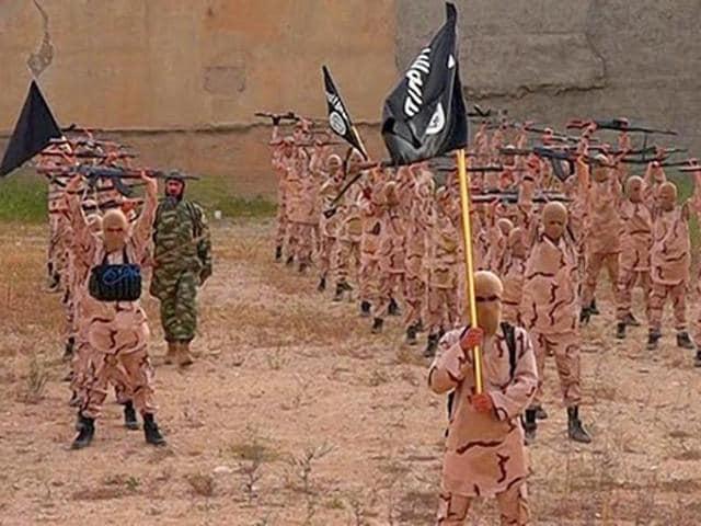Islamic State,UP man in Iraq,Syria war