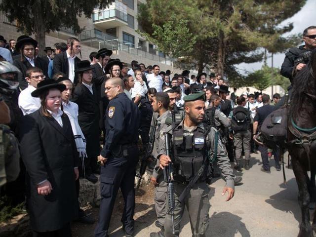 Israel high security,ISrael stabbing,Palestine