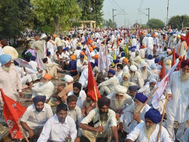 farmer organisations,divisions,rail roko