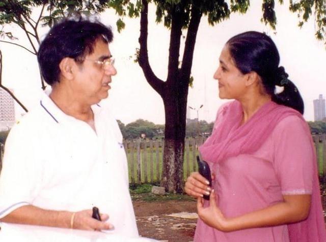 Jagjit Singh,ghazal singer,Rinkkie