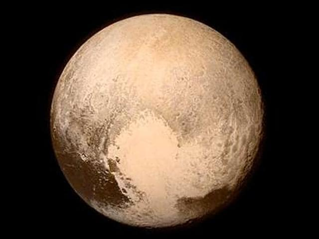 NASA's New Horizons spacecraft recently marked the closest approach to Pluto.