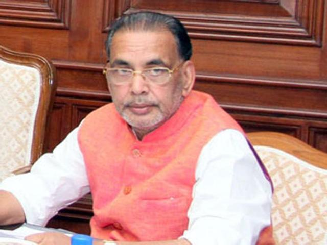 Will bring electricity to Bihar villages if we win: Radha Mohan Singh