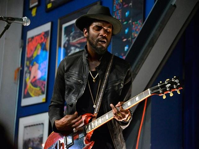 Blues,Blak and Blu,Gary Clark Jr