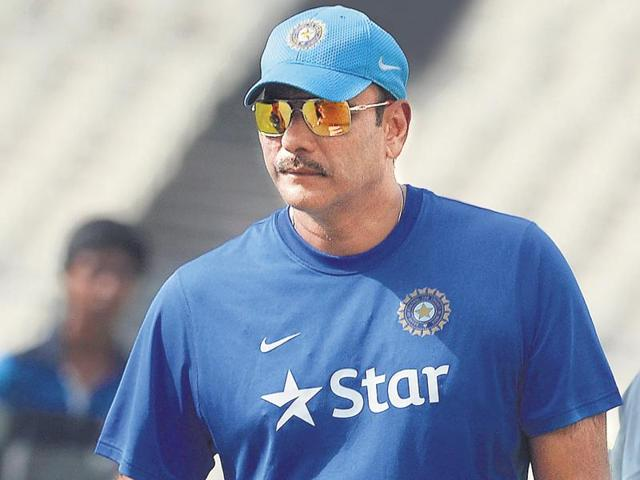 While Shastri would like to call it 'work in progress', there is a project he has personally taken up --- to get Dhoni back to his aggressive best.