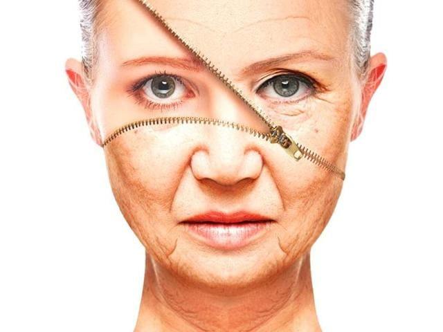 Ageing,Wrinkling,Genes
