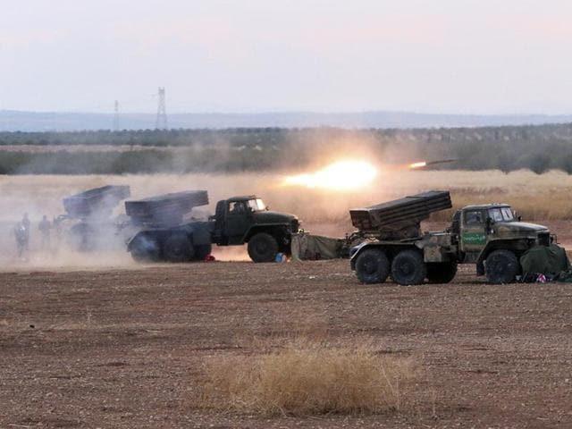 Syria,Russian airstrikes in Syria,Syrian war.