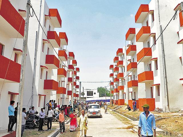 The Centre has selected 15 Jharkhand cities to make them slum-free by 2022 under the Housing for All projects.