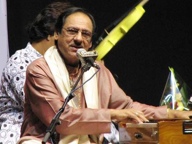 Ghulam Ali is scheduled to perform at a function in Lucknow on Saturday. This would be his second show in Uttar Pradesh in six months.