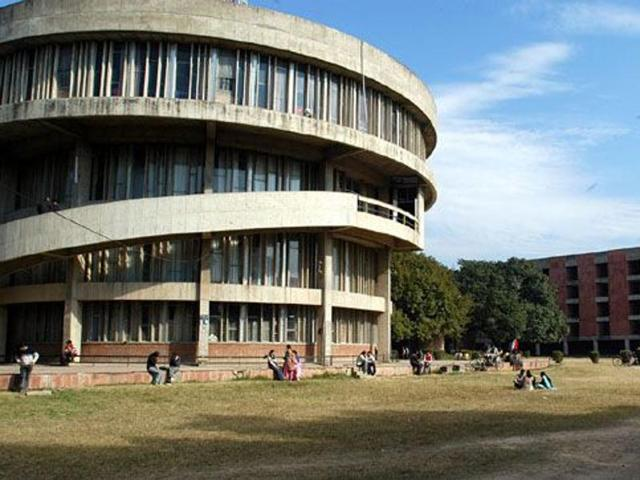 PU has not received a single penny from the Central government this year