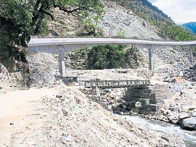 Dehradun,Uttarakhand,Mandakini river