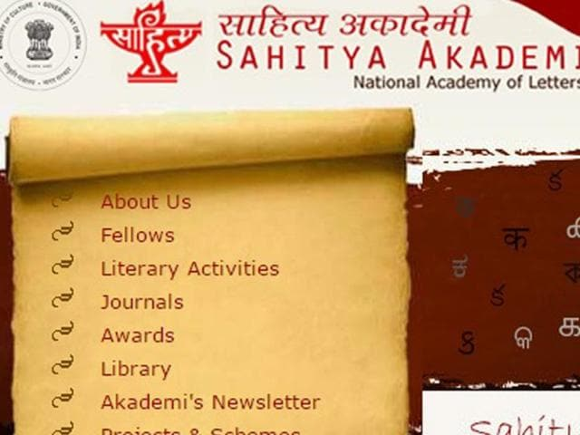 """Three eminent writers from Punjab, Gurbachan Bhullar, Ajmer Singh Aulakh and Atamjit Singh, announced that they were returning their Sahitya Akademi awards, joining the growing protest by litterateurs against """"rising intolerance"""" and the """"communal atmosphere""""."""