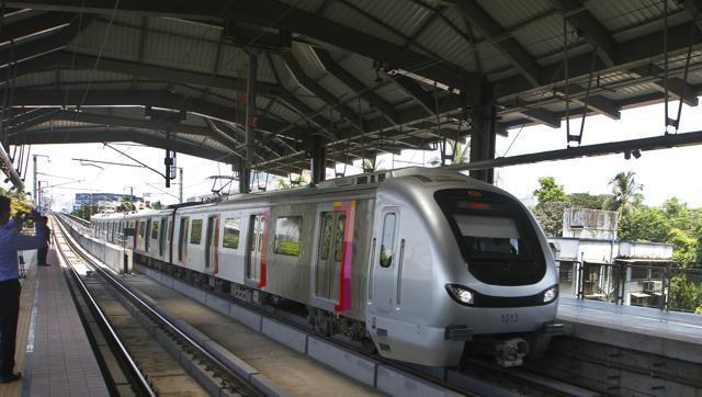 Mumbai metro master plan