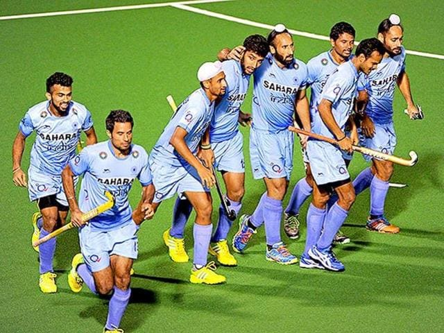 Indian men's hockey team,New Zealand Black Sticks,PR Sreejesh