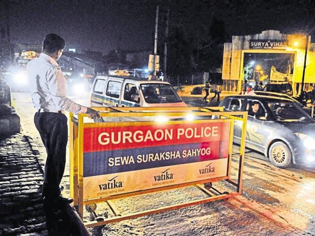 According to the diaries, several officials of the Gurgaon police, including a DIG, had been receiving monthly kickbacks from gangsters.