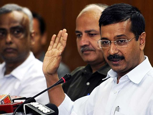 """Sources said Kejriwal had insisted on meeting family members of MLAs to """"seek their help in keeping a check on party legislators""""."""