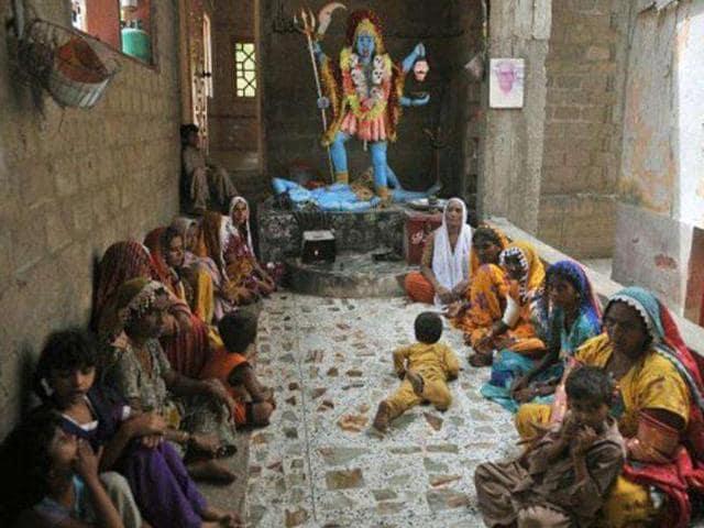 Pakistani Hindus,Hindus in Pakistan,APHRM