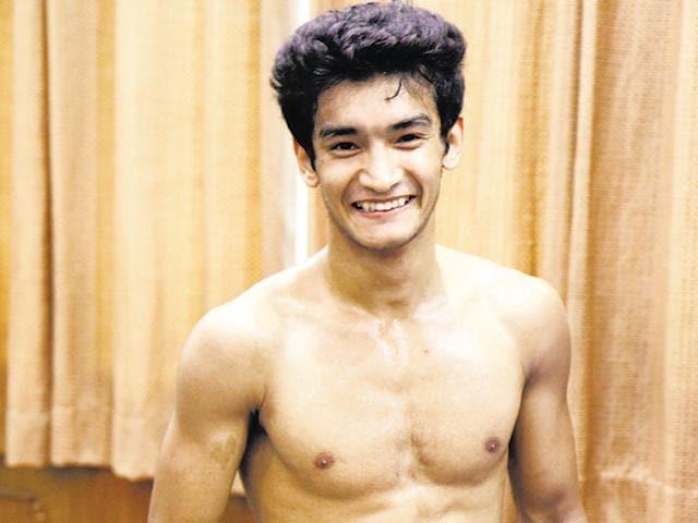 A file photo of Indian boxer Shiva Thapa.