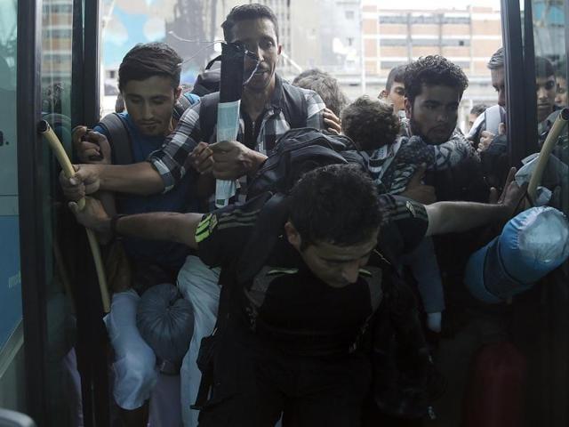 European Migrant crisis,European refugee crisis,Yannis Mouzalas