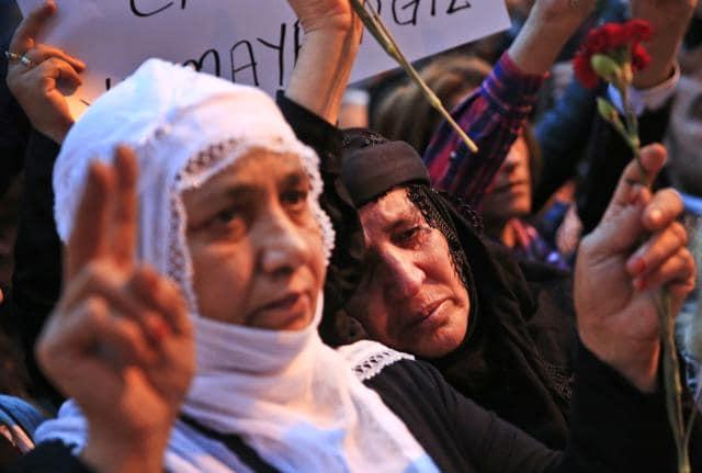 Ankara blasts,Ahmet Davutoglu,Recep Tayyip Erdogan