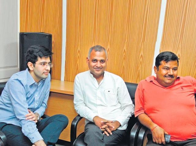 Aam Aadmi Party,AAP against corruption,AAP MLAs