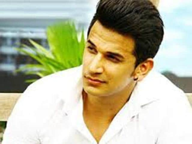 Chandigarh-based model Prince Narula.