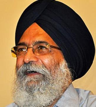 Surjit Patar,Sahitya Akadeni award,Hanere vich Sulagdi Kavita
