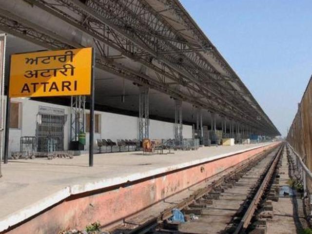 Attari,Samjhauta Express,India
