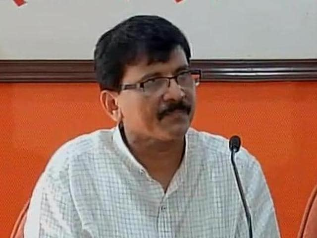 Shiv Sena leader Sanjay Raut announced on October 12, 2015 that the party has not withdrawn its protest against the launch of a book written by former Pakistan foreign minister Khurshid Mahmud Kasuri.